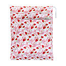 Strawberry Blossom Nappy and Toiletry Bag