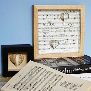Bespoke Songbook Artwork - music-lover