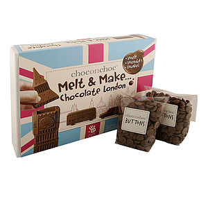 Make Your Own Chocolate London - christmas parties & entertaining
