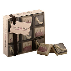 Shoes And Handbags Chocolates - food & drink gifts