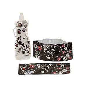 H2FidO Spot On Pet Travelling Bowl And Bottle - bowls & mats
