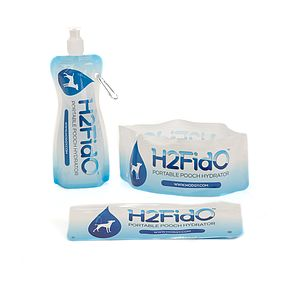 H2FidO Dog Travelling Bowl And Bottle - pet travel accessories