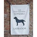 Labrador Tea Towel