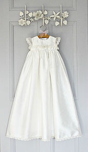 Christening Gown 'Sophia' - personalised