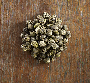 Jasmine Tea Pearls - teas, coffees & infusions