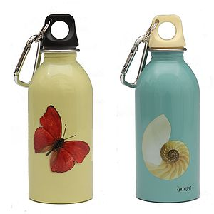 Stainless Steel Water Bottles 13 Oz - picnics & barbecues