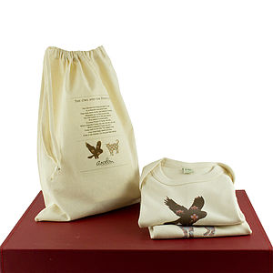 'Owl And Pussycat' Baby Organic Gift Set - clothing