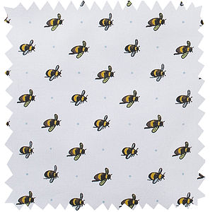 Busy Bee Fabric By The Metre