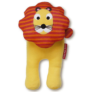 Louis The Lion Toy