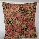 A Bed Of Roses Cushion Cover