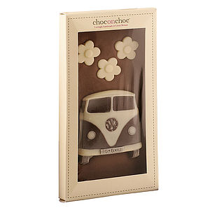 Campervan Chocolate Bar - chocolates