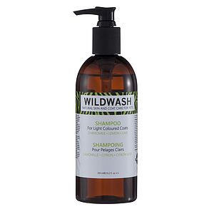 Wildwash Pro Shampoo For Light Coloured Coats