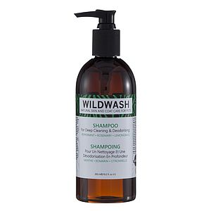 Wildwash Pro Shampoo For Deep Cleaning And Deodorising - pet grooming & hygiene