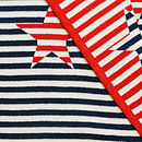 Stars and Stripes close-up