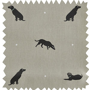 Labrador Oilcloth By The Metre - throws, blankets & fabric