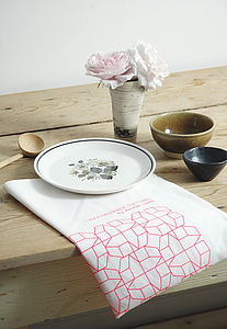 Linen Tea Towels, Casas Design