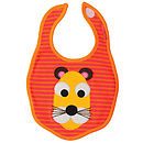Louis the Lion Bib