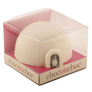 Large Chocolate Igloo - christmas parties & entertaining