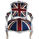 Union Jack Childrens Chair
