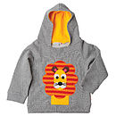 Louis The Lion Hooded Sweatshirt