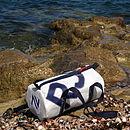 Barrel Hand bag