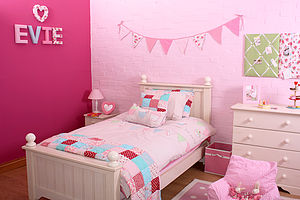 Tea Party Duvet Set - cot bedding