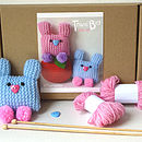 Love Bug Children's Knitting Kit