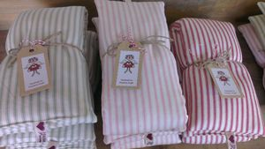 Handmade Lavender And Wheat Heat Bag - hot water bottles & covers