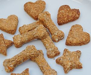 Pawmesan Dog Treats - dogs