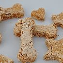 Apple Oat And Honey Dog Treats