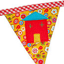 'Home Sweet Home' Bunting
