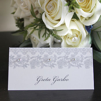Wedding Place Card / Name Card