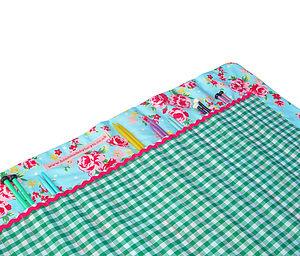 Knitting Needle Case - sewing boxes