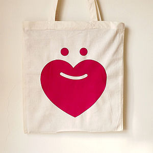 Love Beard Tote Bag