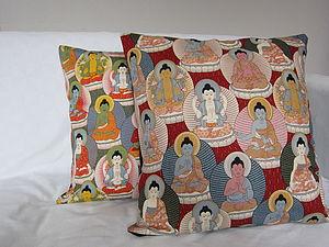 Buddah Cushion - cushions