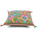 Folklore Cushion By Pi P Studio