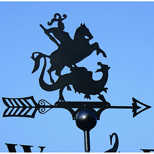 St George Weathervane