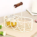 Country Cream Kitchen Accessories Collection