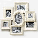 Shabby Chic Cluster Photo Frame