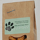 Pawmesan Dog Treats