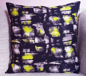 Breakthrough Cushion Cover - cushions