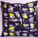 Breakthrough Cushion Cover