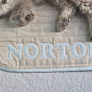 Personalised Handmade Quilted Pet Blanket
