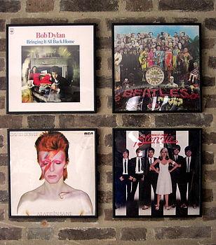 "Vinyl Record Frame 12""/Album"