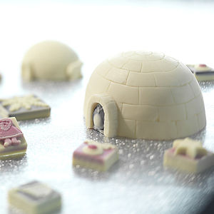 Large Chocolate Igloo - food gifts