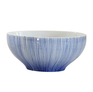 Fine Stripe Bowl
