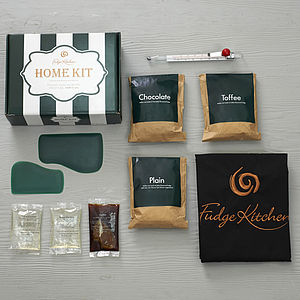 Fudge Making Kit - gifts under £50 for her