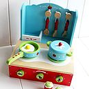 Wooden Childs Cooker