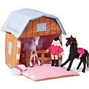 Soft Play Pony Stable Set