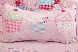 Tea Party Cushion - cushions